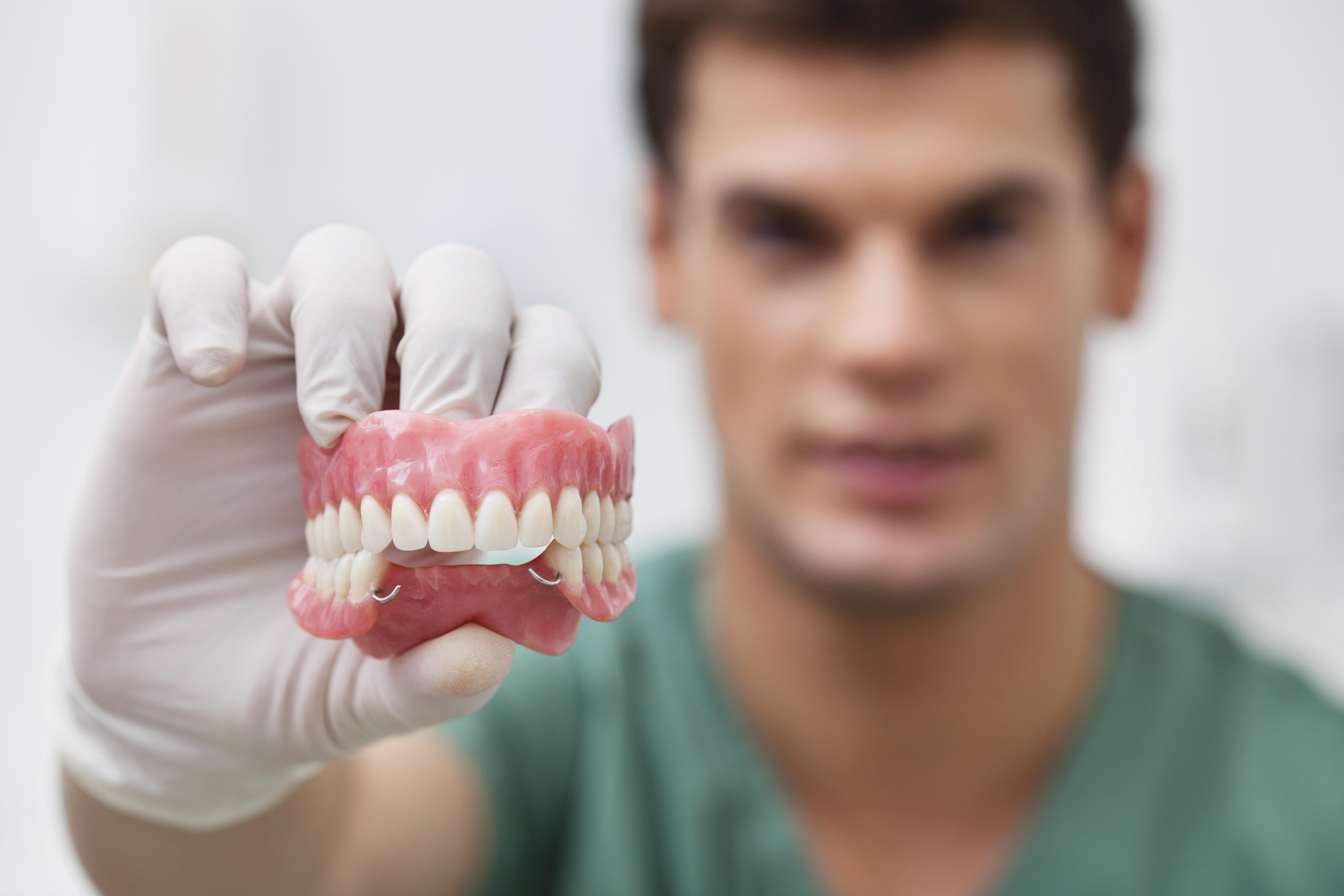 Anatomy Of Dental Service