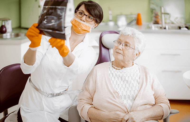 How Can Poor Oral Health Cause Heart Disease in Seniors?